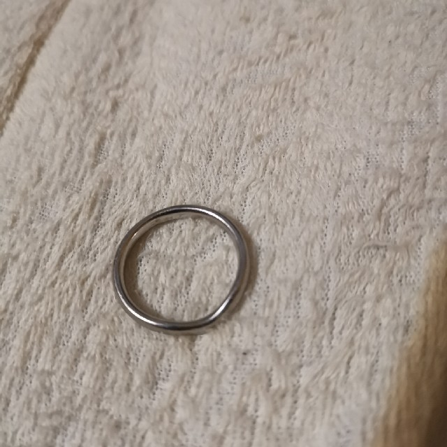 Tiffany & Co.(ティファニー)のTIFFANY カーブドリング メンズのアクセサリー(リング(指輪))の商品写真