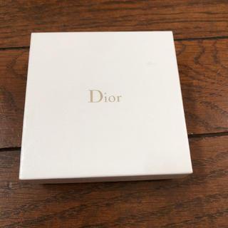 ディオール(Dior)のDior 空箱 ネックレス入れ(小物入れ)
