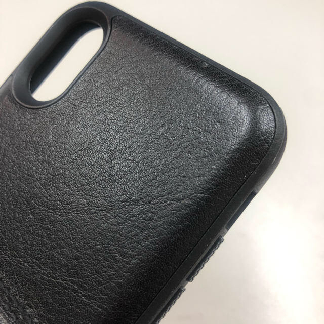 DIESEL(ディーゼル)のDIESEL iPhone Leser case for iPhoneX  スマホ/家電/カメラのスマホアクセサリー(iPhoneケース)の商品写真