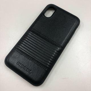 ディーゼル(DIESEL)のDIESEL iPhone Leser case for iPhoneX (iPhoneケース)