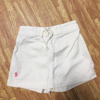 ラルフローレン(Ralph Lauren)のラルフローレン 女の子 スカート キュロット 90(パンツ/スパッツ)