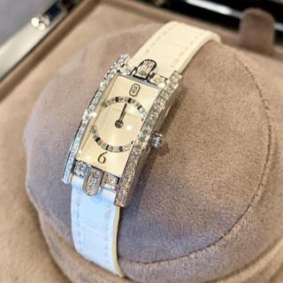 ハリーウィンストン(HARRY WINSTON)のHARRY WINSTON ハリーウィンストン アヴェニューC ミニ アールデコ(腕時計)