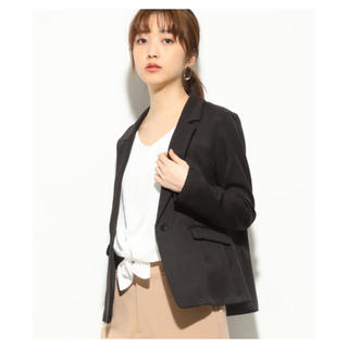 ヴィス(ViS)の新品 ヴィス  テーラードジャケット 通勤服 ウォッシャブル スーツ(テーラードジャケット)