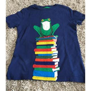 ボーデン(Boden)のmini boden  かえるTシャツ 6-7Y 120(Tシャツ/カットソー)
