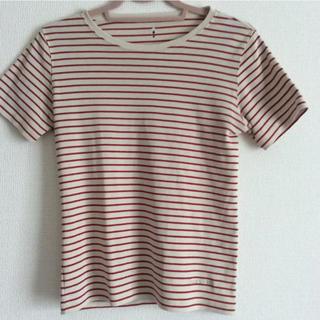 モンベル(mont bell)の【モンベル】ボーダー Tシャツ WIC(Tシャツ(半袖/袖なし))