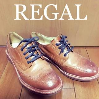 リーガル(REGAL)のREGAL ウィングチップ 24センチ(ドレス/ビジネス)