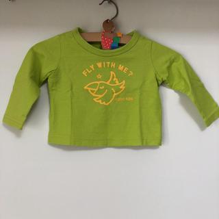 オゾック(OZOC)のozoc kidsロンTシャツ80(Tシャツ)