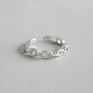 Philippe Audibert - インポート silver 925 chain ring
