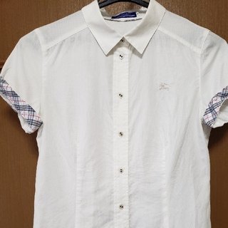 バーバリーブルーレーベル(BURBERRY BLUE LABEL)のバーバリーシャツ(シャツ/ブラウス(長袖/七分))