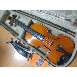 スズキ(スズキ)の【上級機1/4】国産 スズキバイオリン No.550 1/4 新品弓セット(ヴァイオリン)