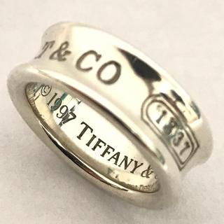 ティファニー(Tiffany & Co.)の☆ティファニー☆1837☆シルバーリング☆8号☆(リング(指輪))
