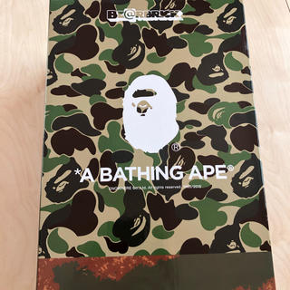 A BATHING APE - BE@BRICK READYMADE × A BATHING APE(R)