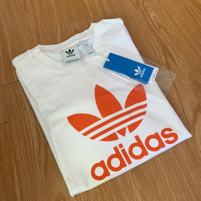 adidas(アディダス)の新品未使用‼️adidas Tシャツ メンズのトップス(Tシャツ/カットソー(半袖/袖なし))の商品写真