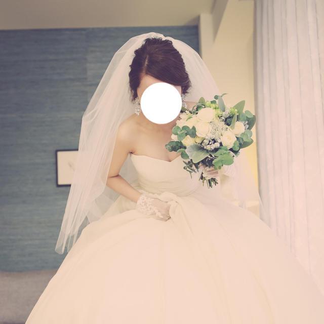 Vera Wang(ヴェラウォン)のさっころ様専用 レディースのフォーマル/ドレス(ウェディングドレス)の商品写真