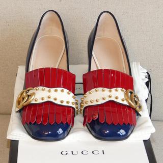 グッチ(Gucci)の美品‼︎《新品未使用》GUCCI グッチ パンプス(ハイヒール/パンプス)