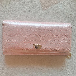 ピンクラテ(PINK-latte)のピンクラテ ピンク 長財布(財布)