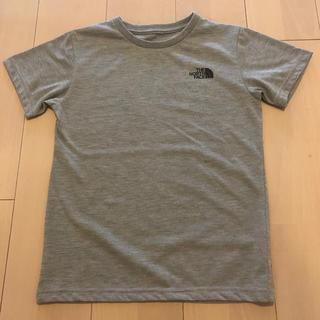 ザノースフェイス(THE NORTH FACE)のNORTHFACE   Tシャツ  140グレー(ジャケット/上着)