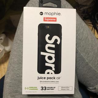 シュプリーム(Supreme)のシュプリーム  mophie   iphone  7  8plus(iPhoneケース)