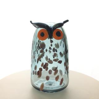 イッタラ(iittala)のiittala Long-eared Owl OivaToikka バード 箱有(置物)
