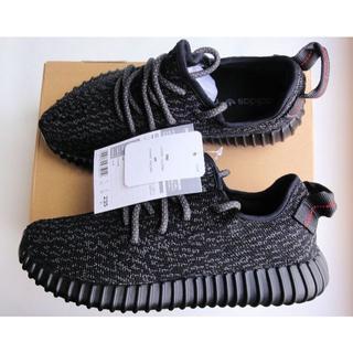 アディダス(adidas)の送料無料 adidas YEEZY BOOST 350 Black 23.5(スニーカー)