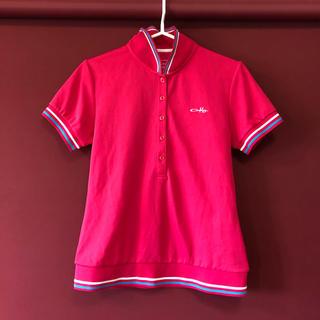 オークリー(Oakley)のオークリー ゴルフ    ピンク  トップス  サイズL(ウエア)