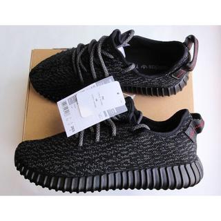 アディダス(adidas)の送料無料 adidas YEEZY BOOST 350 Black 26.5(スニーカー)