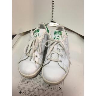 アディダス(adidas)の★adidas  スタンスミス  スニーカー★19センチ★(スニーカー)