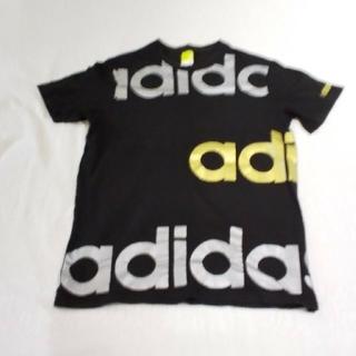 アディダス(adidas)のadidas Tシャツ 両面プリント(Tシャツ/カットソー(半袖/袖なし))