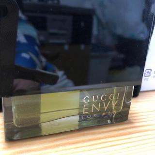 グッチ(Gucci)のENVY 香水(香水(男性用))