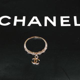 シャネル(CHANEL)のCHANEL指輪ノベルティ(ノベルティグッズ)