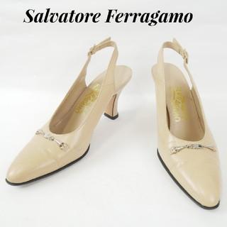 サルヴァトーレフェラガモ(Salvatore Ferragamo)のSalvatore Ferragamo  フェラガモ 6D ハイヒール(ハイヒール/パンプス)