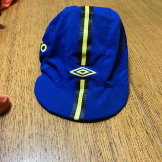 アンブロ(UMBRO)のアンブロキャップ   52cm   ジュニア   サッカー(帽子)