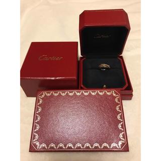 カルティエ(Cartier)のカルティエ Cartier トリニティリング 7連(リング(指輪))
