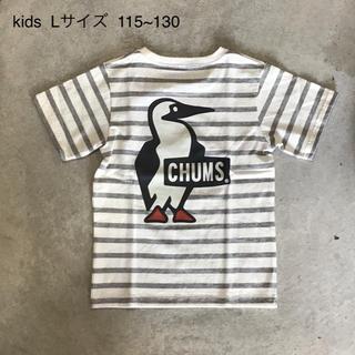チャムス(CHUMS)の【新品】CHUMS バックプリントが大人気!ブービーキッズTシャツ(Tシャツ/カットソー)