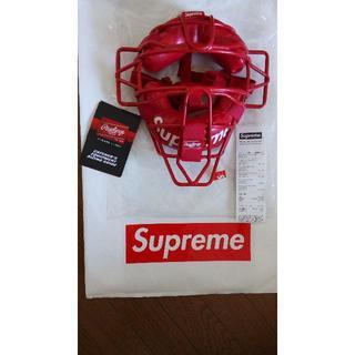 シュプリーム(Supreme)の新品 Supreme Rawlings Catcher's Mask(その他)