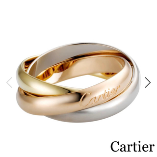 カルティエ(Cartier)の【Tigger様専用です】(リング(指輪))