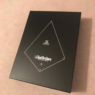 サンダイメジェイソウルブラザーズ(三代目 J Soul Brothers)の三代目 DVD(ミュージック)