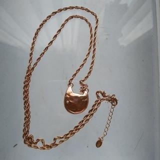 ツモリチサト(TSUMORI CHISATO)のTSUMORI CHISATO(ツモリチサト) ネコモチーフネックレス(ネックレス)