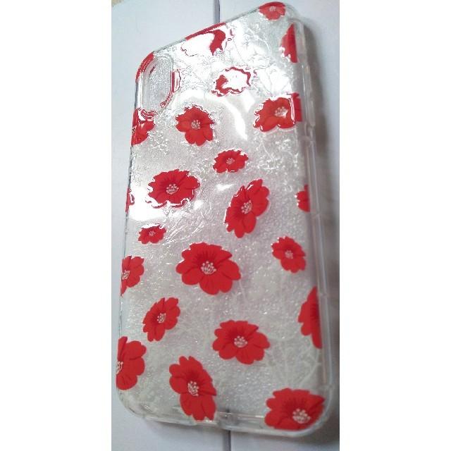 marimekko(マリメッコ)の花柄 iPhoneカバー スマホ/家電/カメラのスマホアクセサリー(iPhoneケース)の商品写真