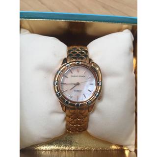 ツモリチサト(TSUMORI CHISATO)の希少 廃盤 使用1回 美品 腕時計 レディース ツモリチサト スネーク(腕時計)
