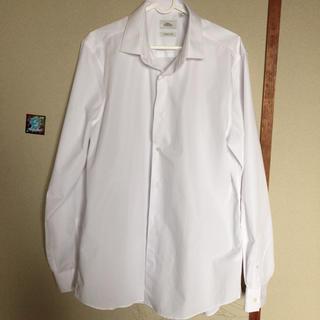 ネクスト(NEXT)のネクスト ホワイトワイシャツ(シャツ)