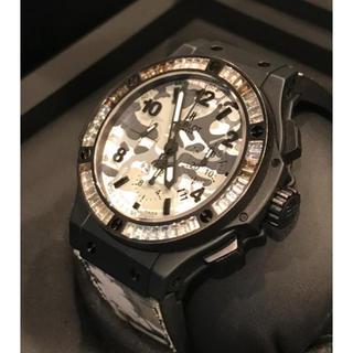 ウブロ(HUBLOT)の50万円大幅値下げ HUBLOT ウブロ コマンドバン アークティック 美品(腕時計(アナログ))