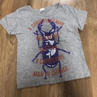 ジーユー(GU)のGU ジーユー キッズ Tシャツ (Tシャツ/カットソー)