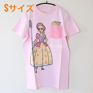 トイストーリー(トイ・ストーリー)のUSディズニー ボーピープ Tシャツ  cakeworthy トイストーリー4(Tシャツ(半袖/袖なし))