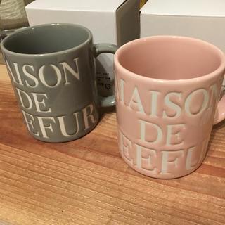 メゾンドリーファー(Maison de Reefur)の専用(グラス/カップ)