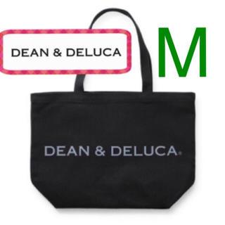 ディーンアンドデルーカ(DEAN & DELUCA)の新品!オシャレで大人気♡DEAN&DELUCA  黒 トートバッグM(トートバッグ)