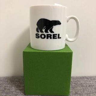 ソレル(SOREL)の【非売品】新品・未使用★SORELマグカップ(ノベルティグッズ)
