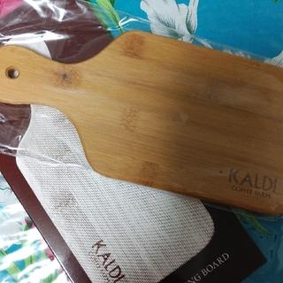 カルディ(KALDI)のカッティングボード(調理道具/製菓道具)