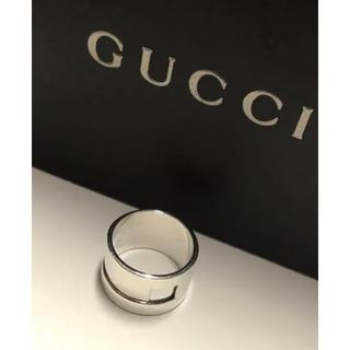 グッチ(Gucci)のGUCCI グッチ シルバーリング(リング(指輪))