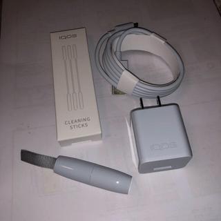 アイコス(IQOS)のiQOS3❤おまけ付きの充電器など4点セット!(バッテリー/充電器)